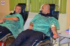 Oddali krew dla Michałka