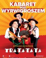 Kabaret Pod Wyrwigroszem 26 października wBiłgoraju, wygraj wejściówki