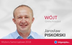 Oficjalne wyniki wyborów - Księżpol