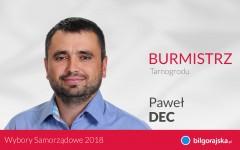 Oficjalne wyniki wyborów - Tarnogród