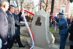 W Biłgoraju ustawiono obelisk poświęcony Piłsudskiemu