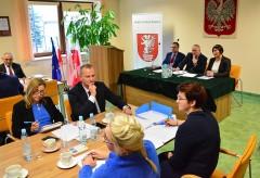 Prezydium Rady Powiatu wybrane