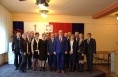 Rada Miasta Józefów po inauguracji