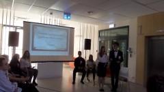 Koncert licealistów wCentrum Diagnostyki iTerapii Onkologicznej NU-MED wZamościu