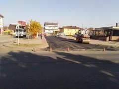 Remonty drogowe wgminie Frampol