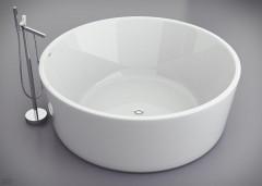Kiedy warto wybrać wanny okrągłe?