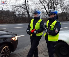 16 kolizji, żadnych wypadków - policja podsumowała świąteczny czas