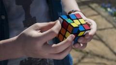 Ogólnopolskie zawody wukładaniu kostki Rubika wBiłgoraju