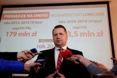 Ponad 400 mln zł na przebudowę ibudowę dróg wwojewództwie