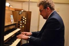 Koncert organowy zokazji 100-lecia parafii