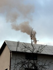 Rekord smogowy wBiłgoraju pobity!