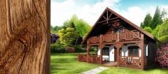 Drewniany dom na działce - aktualnie obowiązujące przepisy