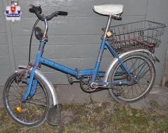 43-latek potrącił rowerzystę