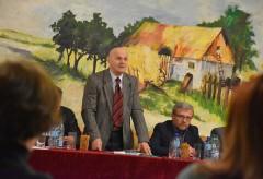 Janusz Mazurek ponownie przewodniczącym