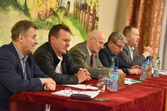 Zebranie Rady Osiedla Piaski