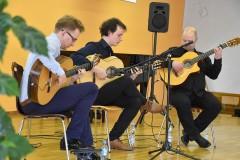 ProFLAMENCO Trio wSzkole Muzycznej