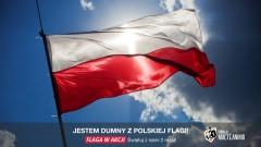 Świętuj Dzień Flagi zharcerzami