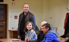 Nowy przewodniczący Rady Osiedla Bagienna