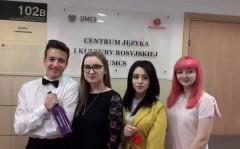 Kolejne sukcesy uczniów ZSZiO wXI Konkursie Slawistycznym