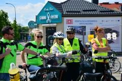 """Rajd rowerowy wramach """"Dni Otwartych Funduszy Europejskich"""""""