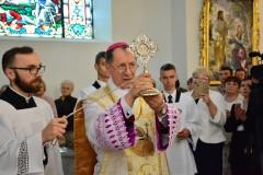 Intronizacja relikwii św. Marii Magdaleny