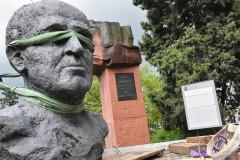 Pomnik Dechnika usunięty