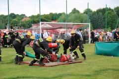 Międzygminne zawody strażaków