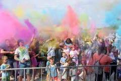 Kolorowe święto wTarnogrodzie