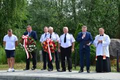 Gminny Dzień Walki iMęczeństwa Wsi Polskiej wDąbrowicy