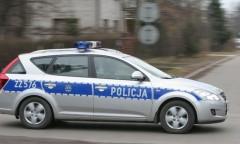 Uciekając przed policją ukrył się wkrzakach