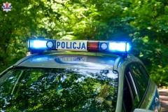 42-latek, który zaatakował policjantów zatrzymany
