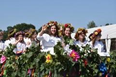 Uroczystości dożynkowe gminy Aleksandrów