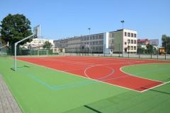 Wyremontowane boiska czekają na uczniów