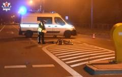 Śmiertelne potrącenie rowerzysty na trasie 835 [AKTUALIZACJA]