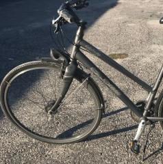 Kto zgubił rower?