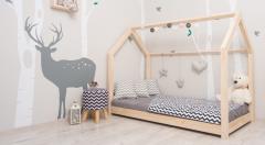 Łóżko domek - fantazyjne rozwiązania, które zachwycą twoje dziecko