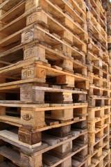 Transport produktów - jakość palet acena