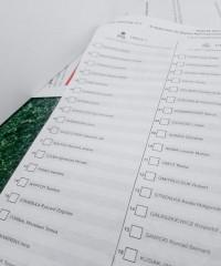 Jak głosowali mieszkańcy powiatu?