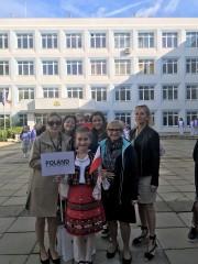 """""""Piątka"""" wBułgarii wramach programu Erasmus+"""