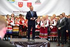 Prezydent wBiłgoraju