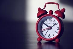 Dziś wnocy śpimy dłużej