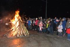 W Goraju zapłonęły Ognie Niepodległości