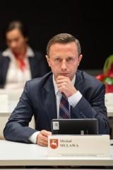 Michał Mulawa wicemarszałkiem województwa
