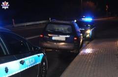 18-latek ukradł samochód igo rozbił