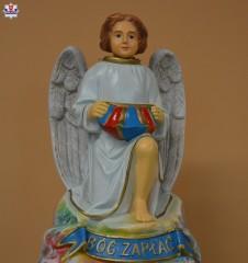 Ukradli figurkę anioła zbetlejemskiej szopki