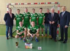 LKS Orion Dereźnia zwycięzcą Mistrzostw wHalowej Piłce Nożnej Seniorów