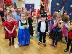 Przedszkolny bal