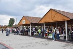 Wraca handel na targowisku przy ul. Jagiełły