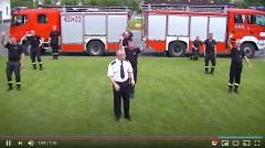 #GaszynChallenge wbiłgorajskiej straży pożarnej