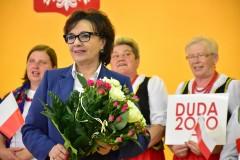 Marszałek Sejmu zwizytą wBiłgoraju